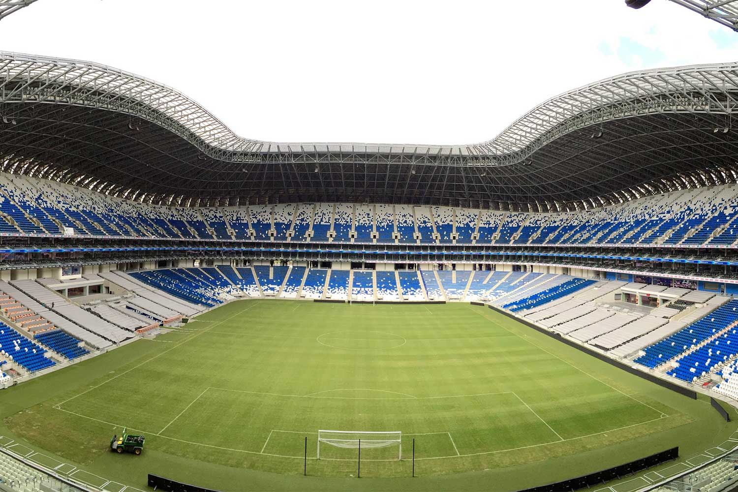 Estadio BBVA Bancomer, Mexico