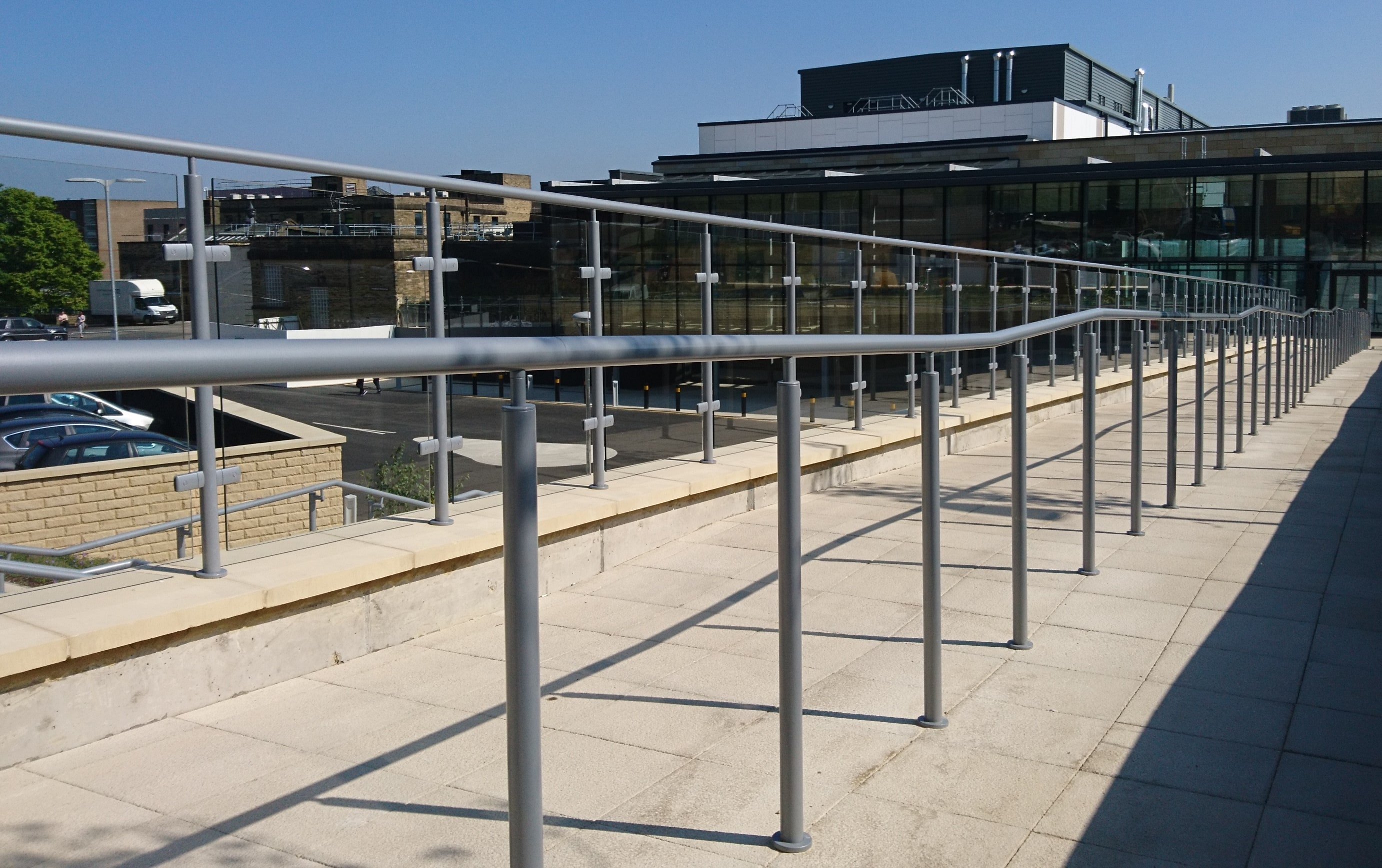 balustrade specification