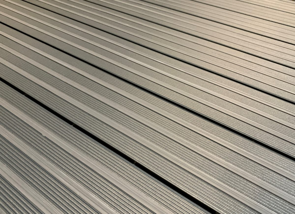 Neaco Modular Decking Structural Steel